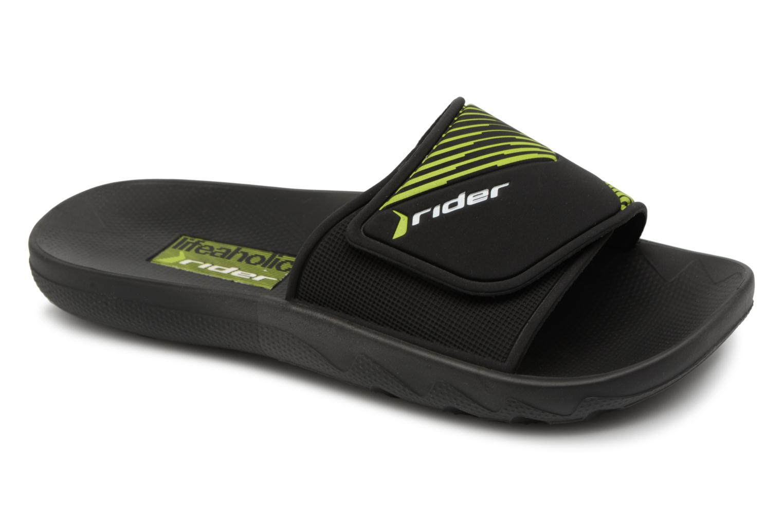 Rider Vancouver II AD H (Noir) - Sandales et nu-pieds chez Sarenza (323271)