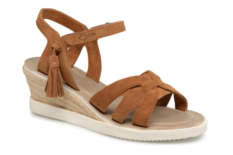Grandes descuentos últimos zapatos P-L-D-M By Palladium Plumea Sud (Marrón) - Alpargatas Descuento