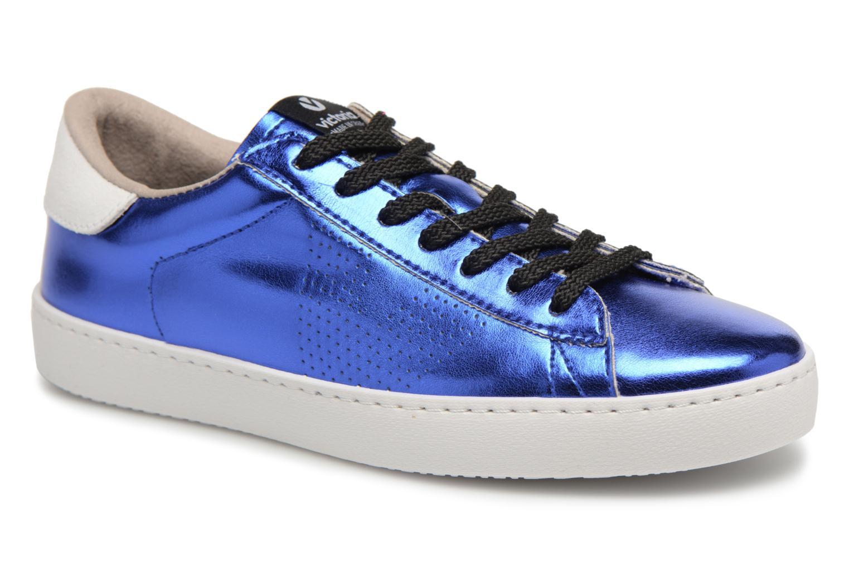 Grandes descuentos últimos zapatos Victoria Deportivo Metalizado (Azul) - Deportivas Descuento