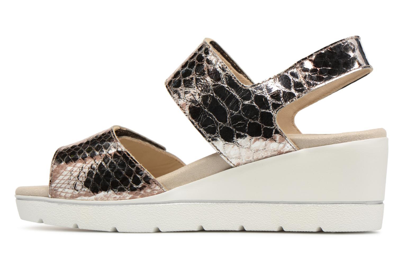 Zapatos promocionales Mephisto Engelina (Plateado) - Sandalias   Zapatos casuales salvajes