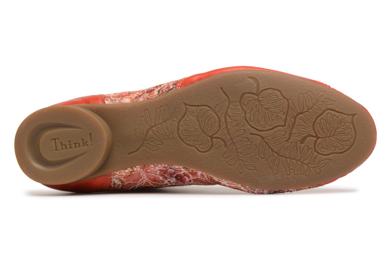 Zapatos promocionales Think! Guad 82288 (Rojo) - Botines    Casual salvaje