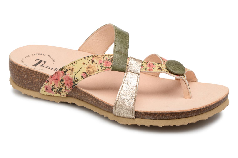 Zapatos promocionales Think! Julia 82335 (Multicolor) - Zuecos   Venta de liquidación de temporada