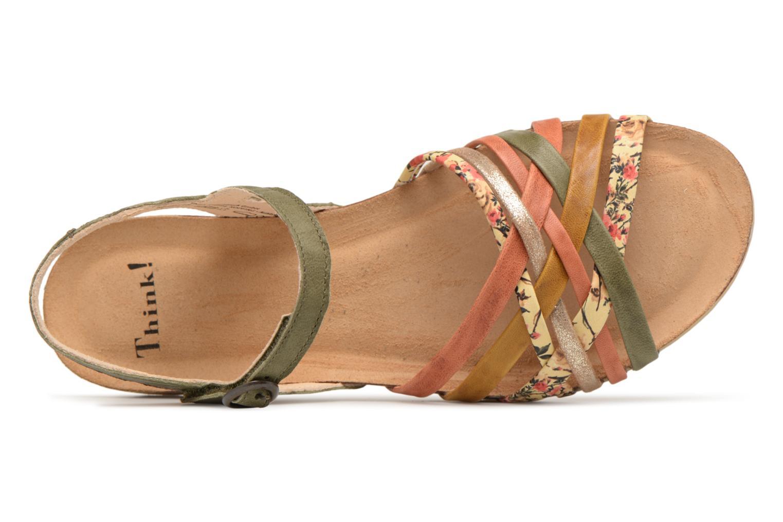 Zapatos promocionales Think! Shik 82596 (Multicolor) - Sandalias   Cómodo y bien parecido
