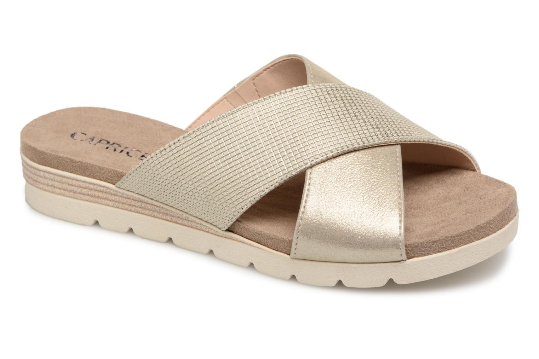 Zapatos promocionales Caprice Sabana (Oro y bronce) - Zuecos   Los zapatos más populares para hombres y mujeres
