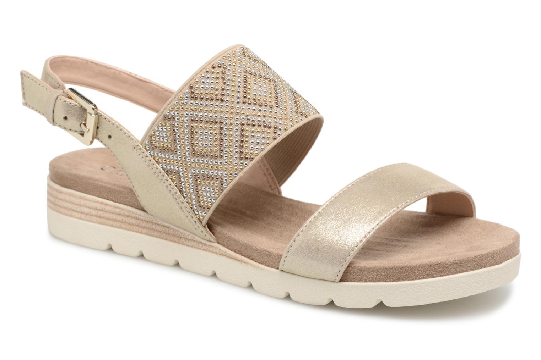 Zapatos promocionales Caprice Gipsy (Oro y bronce) - Sandalias   Gran descuento
