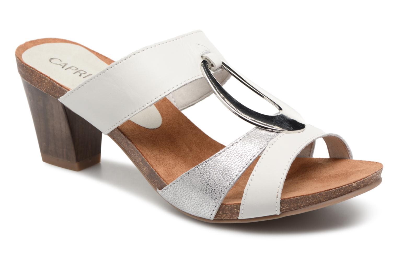 Zapatos - cómodos y versátiles Caprice Malory (Blanco) - Zapatos Zuecos en Más cómodo cd980c