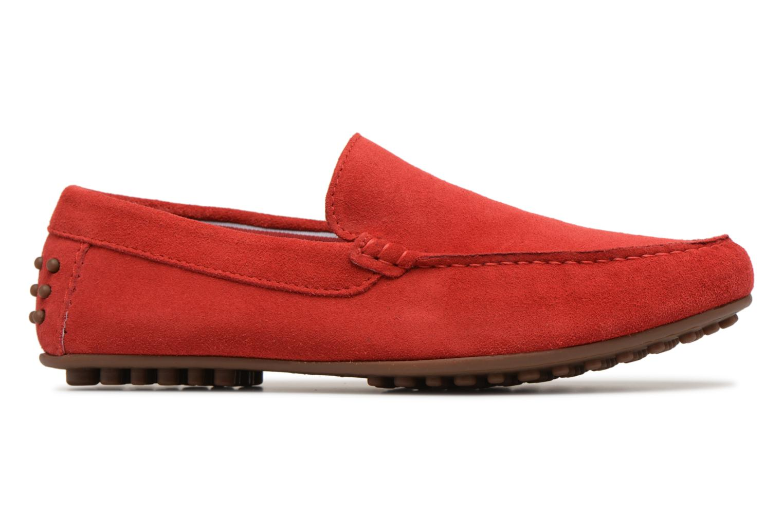 Loafers Marvin&co Suttino Red back view