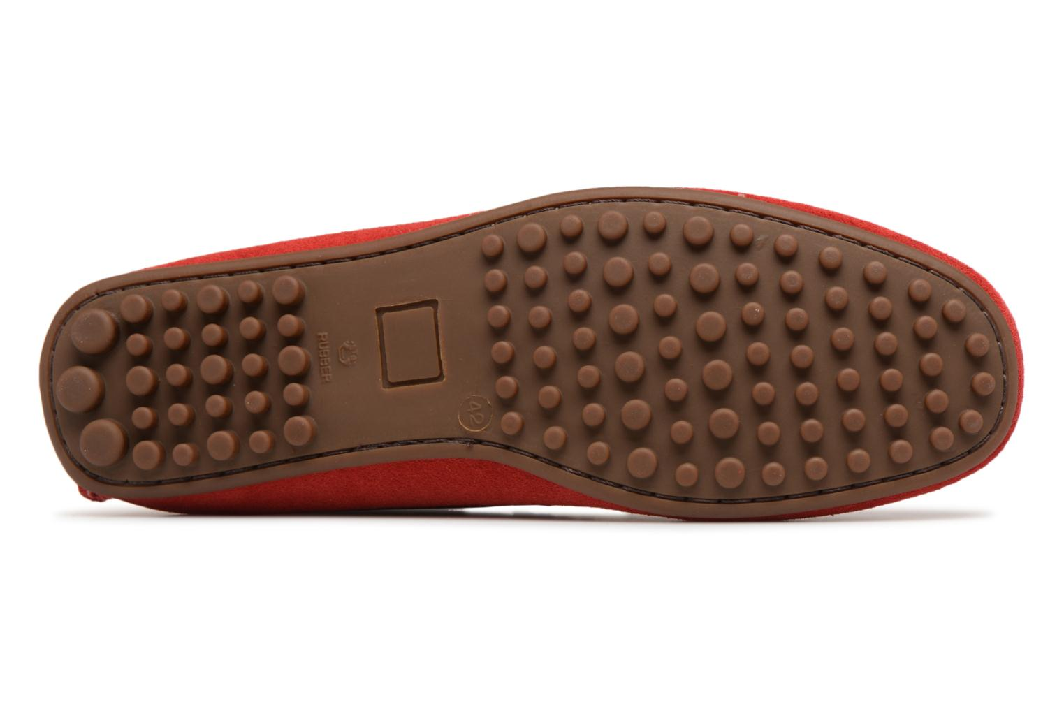 Loafers Marvin&co Suttino Red view from above