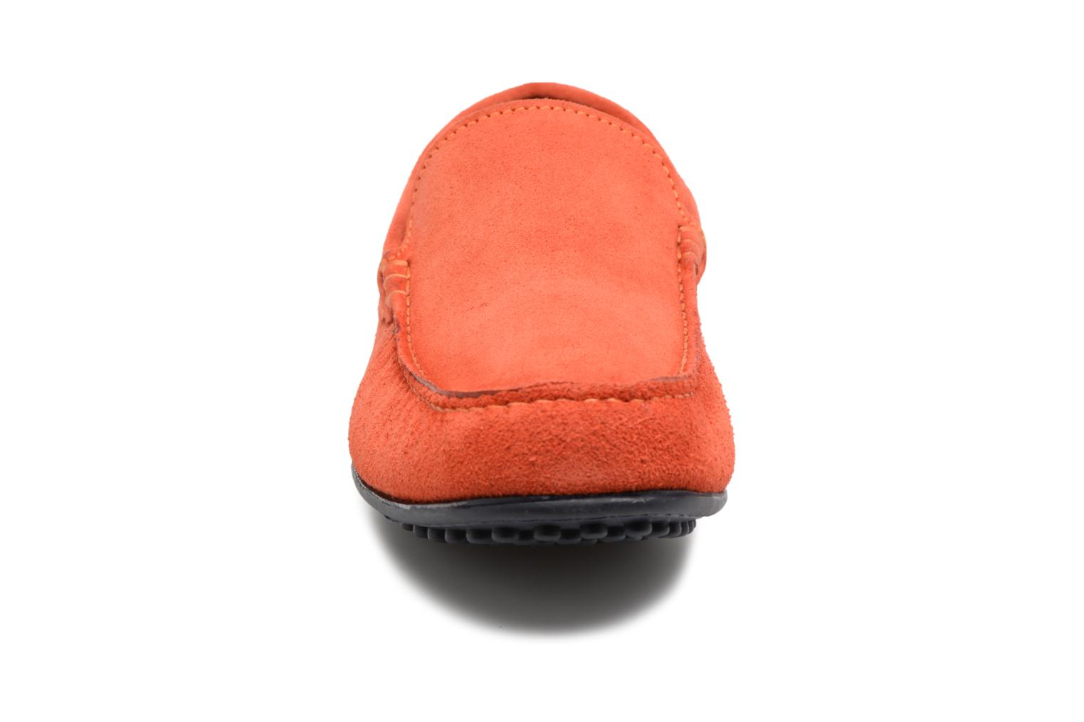 Loafers Marvin&co Suttino Orange model view