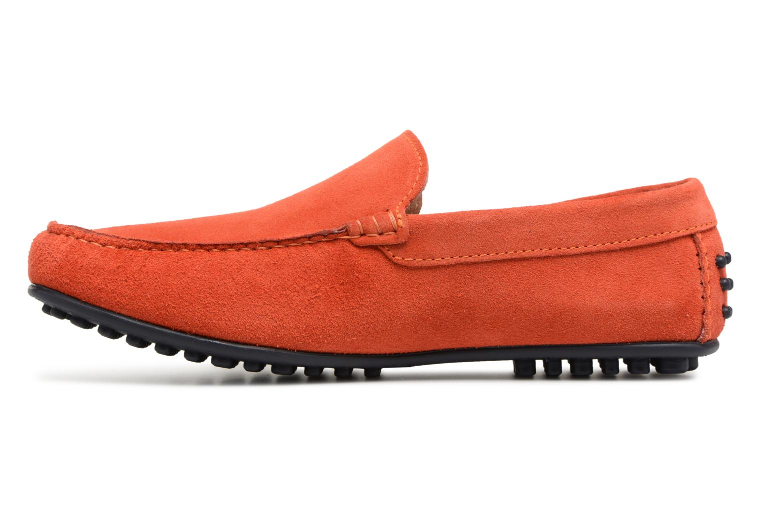 Loafers Marvin&co Suttino Orange front view
