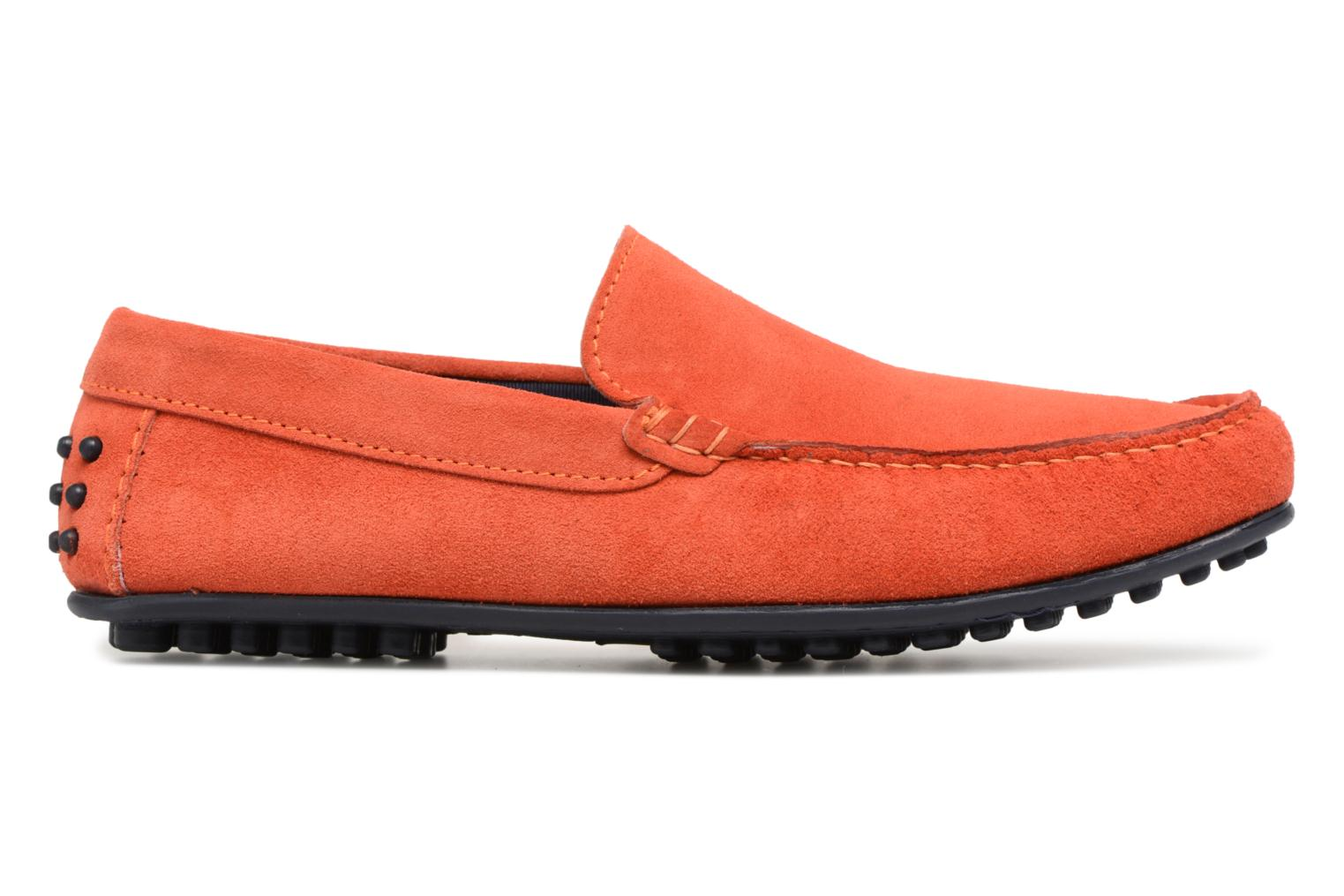 Loafers Marvin&co Suttino Orange back view