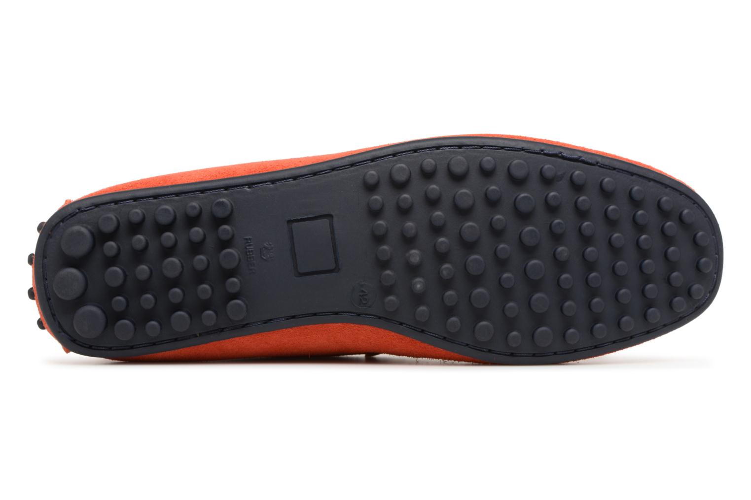 Loafers Marvin&co Suttino Orange view from above