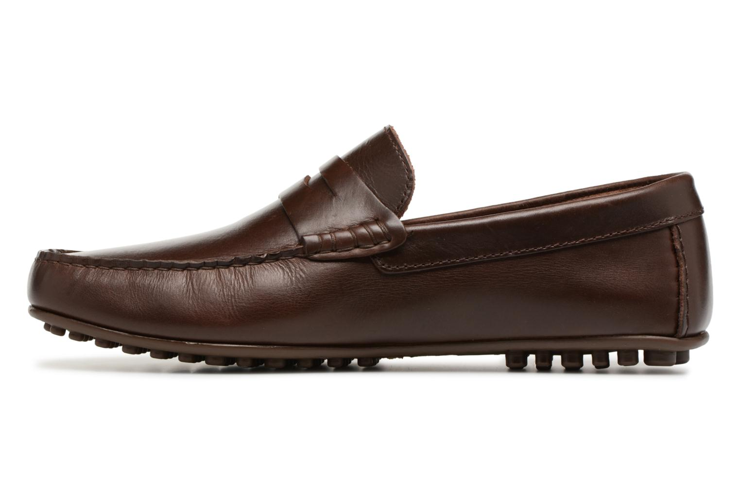 Loafers Marvin&co Slowlife Brown front view
