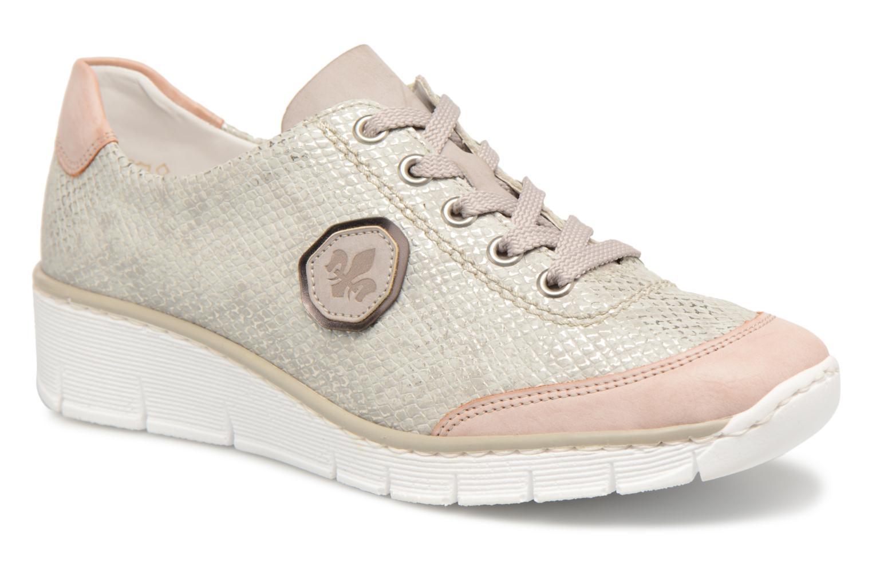 Zapatos promocionales Rieker Breana 53724 (Rosa) - Deportivas   Zapatos de mujer baratos zapatos de mujer