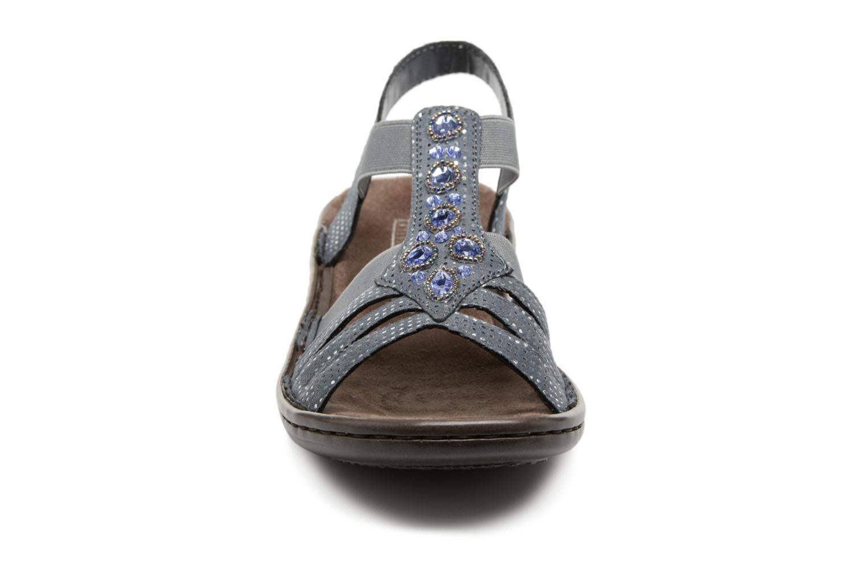 Sandaler Rieker Hana 60813 Blå se skoene på