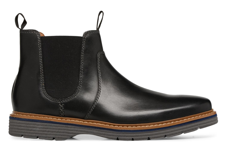 Bottines et boots Clarks Newkirk Hill Noir vue derrière