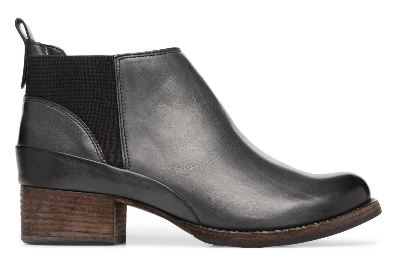 Bottines et boots Clarks Monica Pearl Gris vue derrière