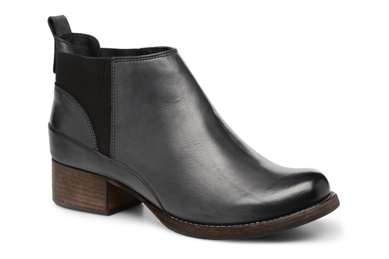 Bottines et boots Clarks Monica Pearl Gris vue détail/paire