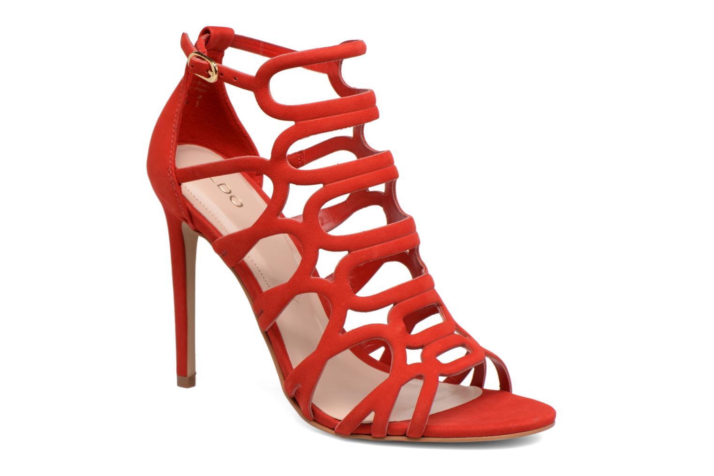 Zapatos promocionales Aldo SHORR 63 (Rojo) - Sandalias   Cómodo y bien parecido