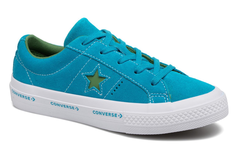 converse one star ox bleu