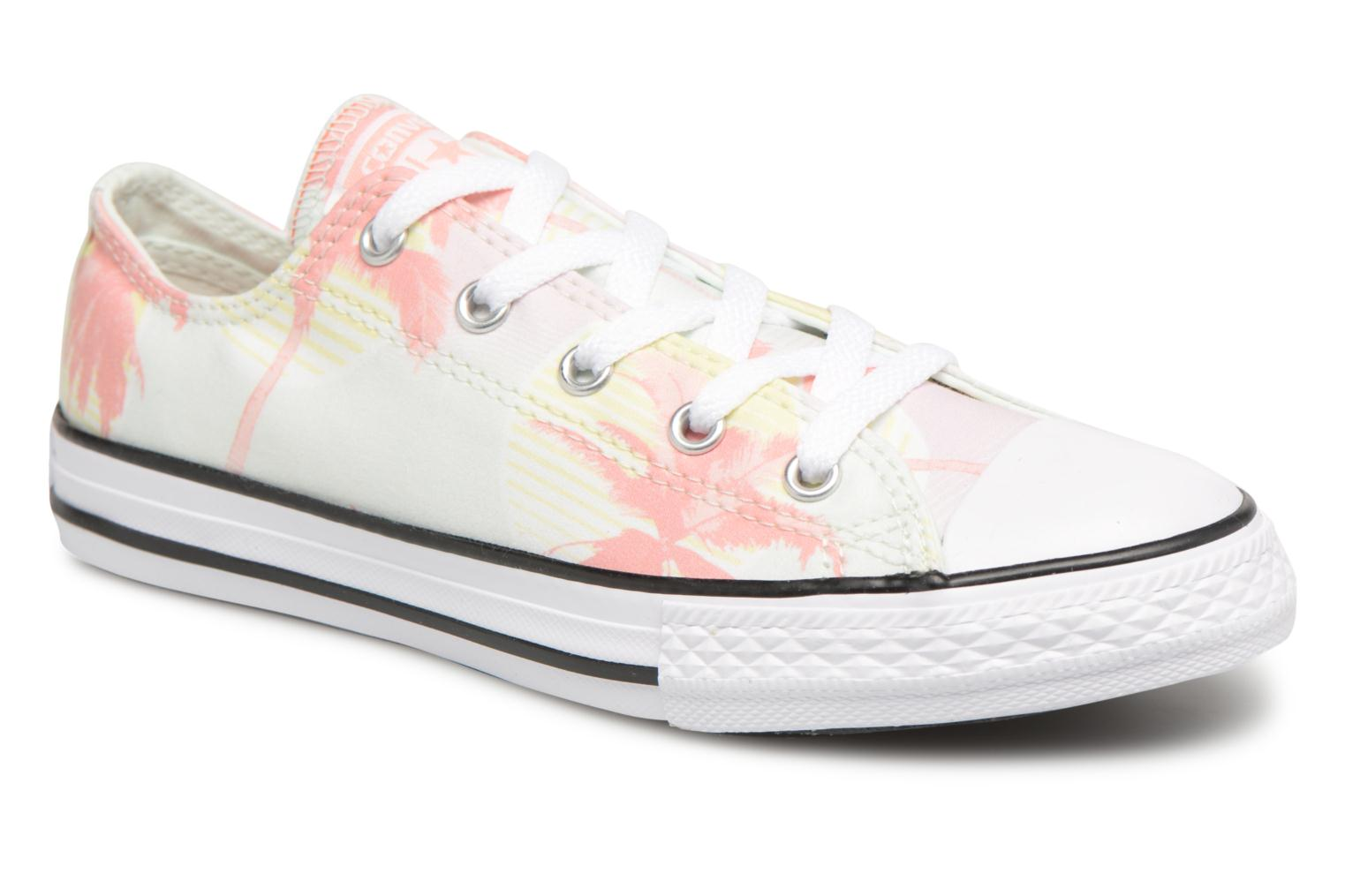 Trainers Converse Chuck Taylor All Star Ox Palm Trees Multicolor detailed  view/ Pair view