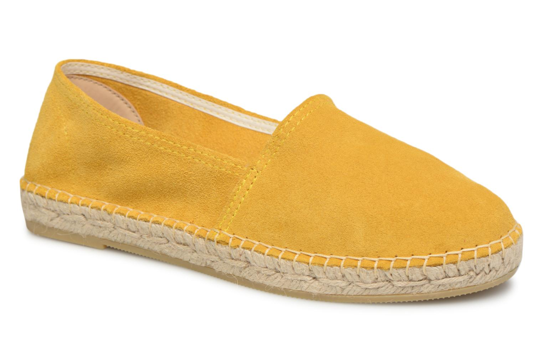 Grandes descuentos últimos zapatos La maison de l'espadrille Espadrille 1036 F (Amarillo) - Alpargatas Descuento