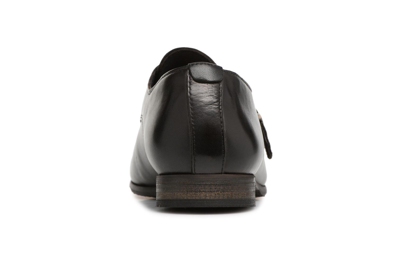 Chaussures à lacets Kickers GAMBETTA Noir vue droite