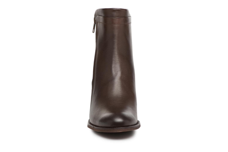 Bottines et boots Kickers JESSY Marron vue portées chaussures