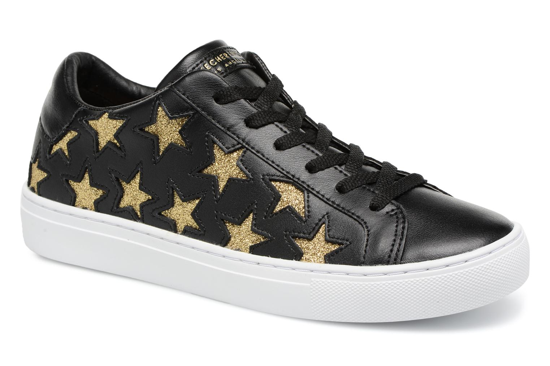 Zapatos de hombres y mujeres de moda casual Skechers Side Street Star Side (Negro) - Deportivas en Más cómodo