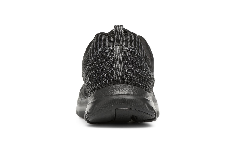 Chaussures de sport Skechers Flex Appeal 2,0 New Gem Noir vue droite