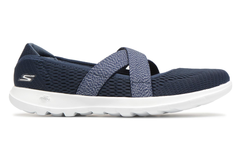Go Walk Lite Cutesy Navy/white