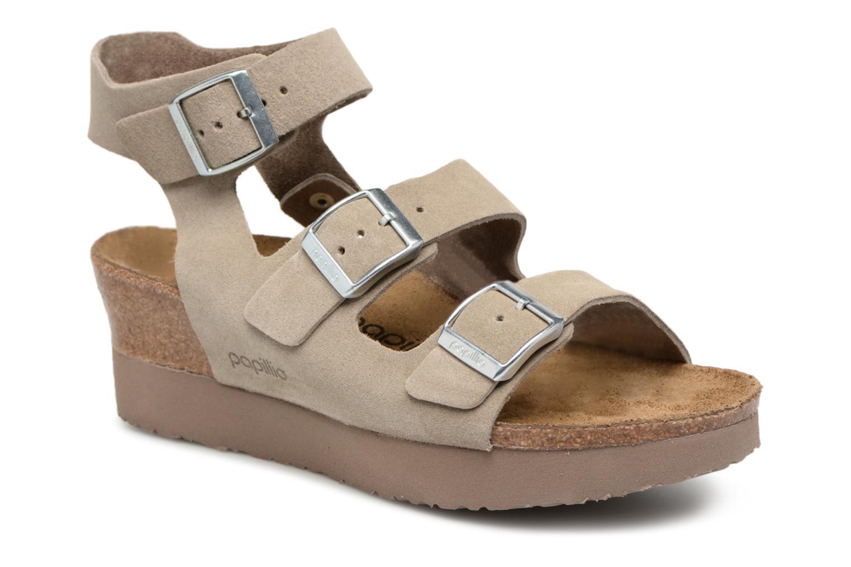 Grandes descuentos últimos zapatos Papillio Linnea (Gris) - Sandalias Descuento