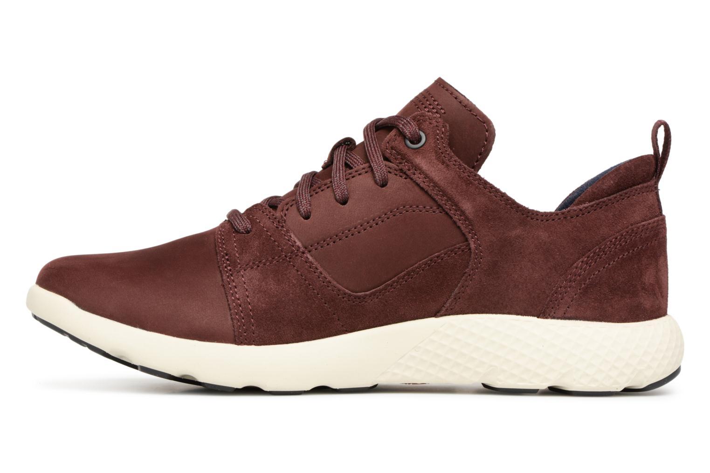 Sneaker Timberland Flyroam rot ansicht von vorne