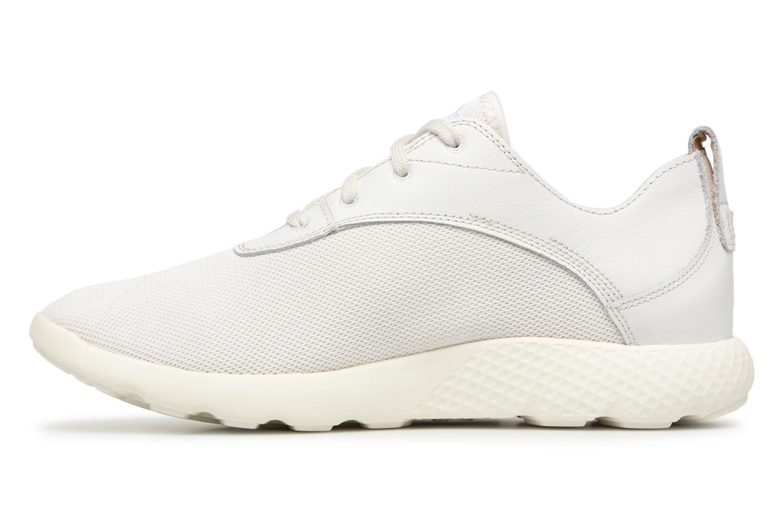 Sneakers Timberland Flyroam F/L Oxford Grijs voorkant