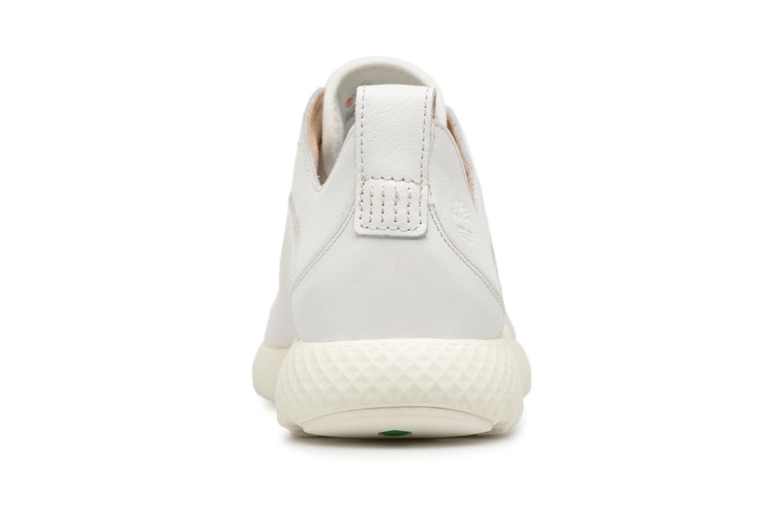 Sneaker Timberland Flyroam F/L Oxford grau ansicht von rechts