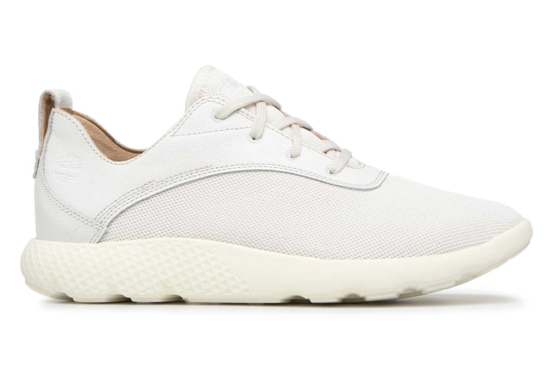 Sneaker Timberland Flyroam F/L Oxford grau ansicht von hinten