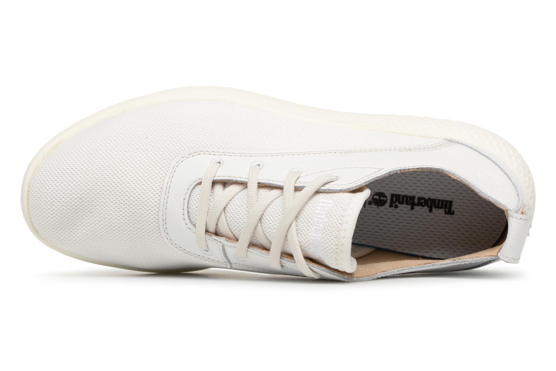 Sneaker Timberland Flyroam F/L Oxford grau ansicht von links