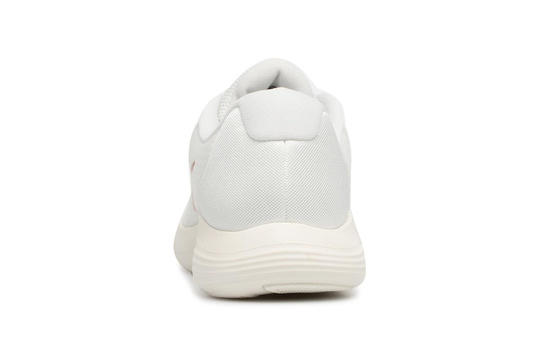 Chaussures de sport Nike Wmns Nike LunarConverge Blanc vue droite