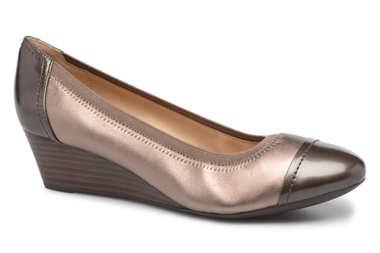 Zapatos promocionales Geox D FLORALIE A D64T4A (Marrón) - Zapatos de tacón   Los zapatos más populares para hombres y mujeres