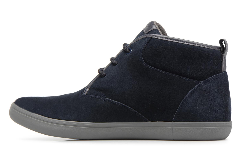 Sneaker Geox U BOX H blau ansicht von vorne