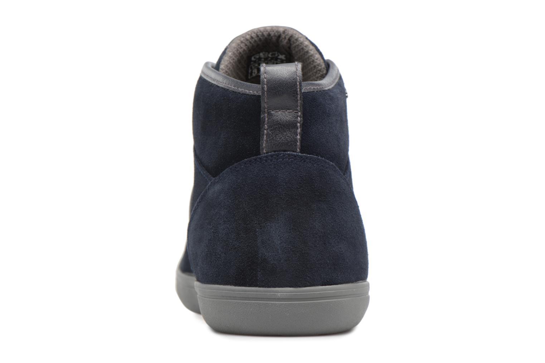 Sneaker Geox U BOX H blau ansicht von rechts