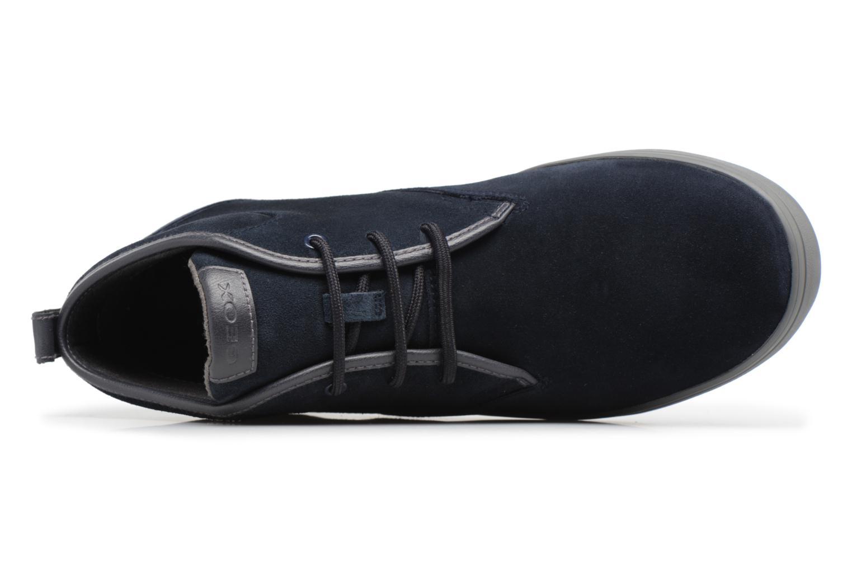 Sneaker Geox U BOX H blau ansicht von links