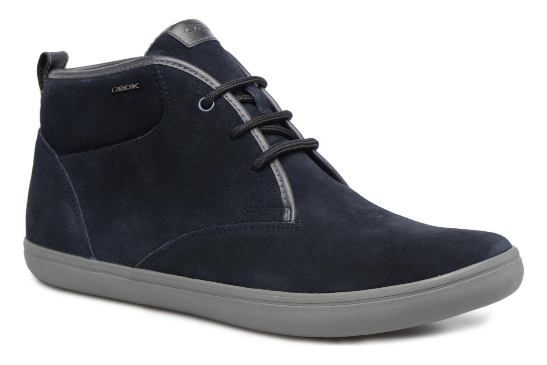 Sneaker Geox U BOX H blau detaillierte ansicht/modell