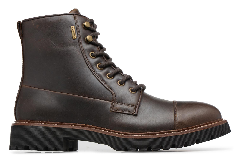 Stiefeletten & Boots Geox U KIEVEN B ABX C braun ansicht von hinten