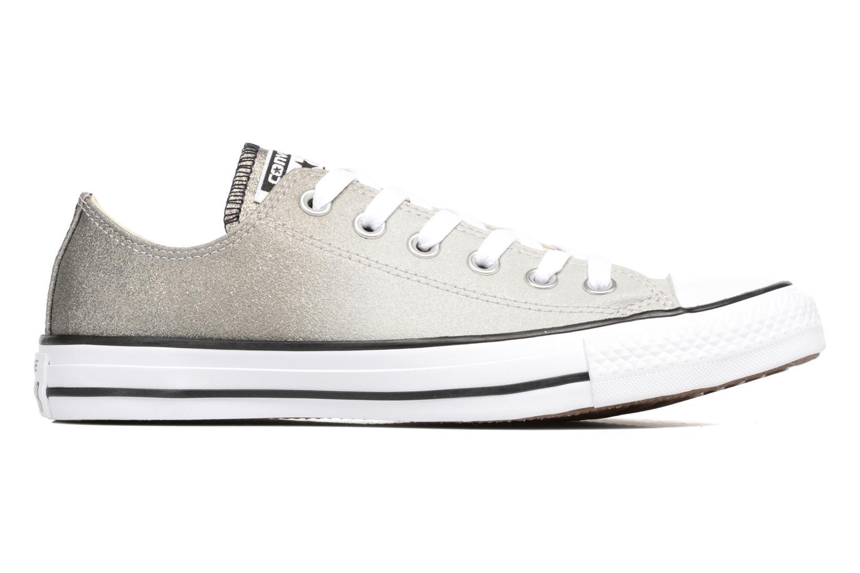 Zapatos cómodos y versátiles Converse Chuck Taylor All Star Ombre Metallic Ox W (Gris) - Deportivas en Más cómodo