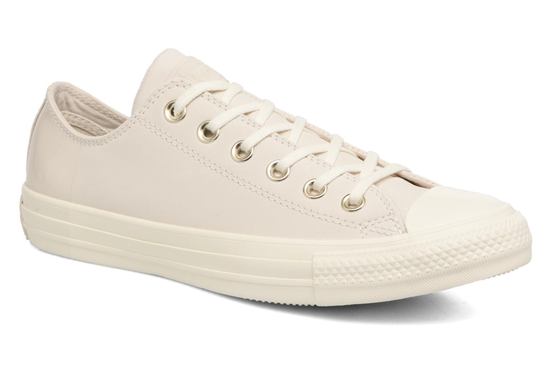ZapatosConverse Chuck Nubuck Taylor All Star Blocked Nubuck Chuck Ox (Blanco) - Deportivas   Los últimos zapatos de descuento para hombres y mujeres ec34c8
