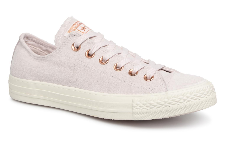 Zapatos promocionales Converse Chuck Taylor All Star Cherry Blossom II Ox (Rosa) - Deportivas   Casual salvaje