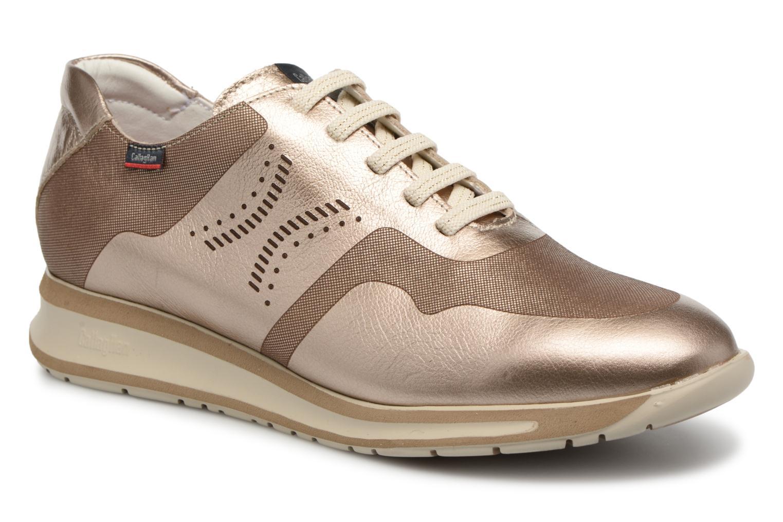 Los últimos zapatos de hombre y mujer Callaghan DIAVEL (Oro y bronce) - Deportivas en Más cómodo