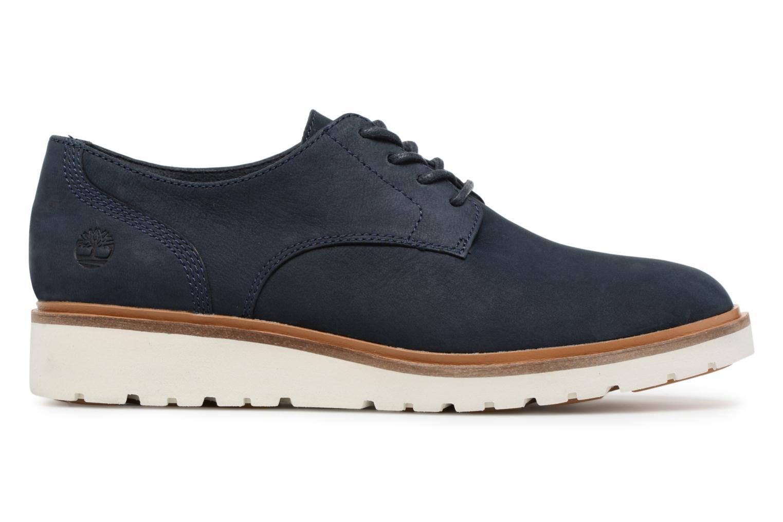 Chaussures à lacets Timberland Ellis Street Lace Up Bleu vue derrière