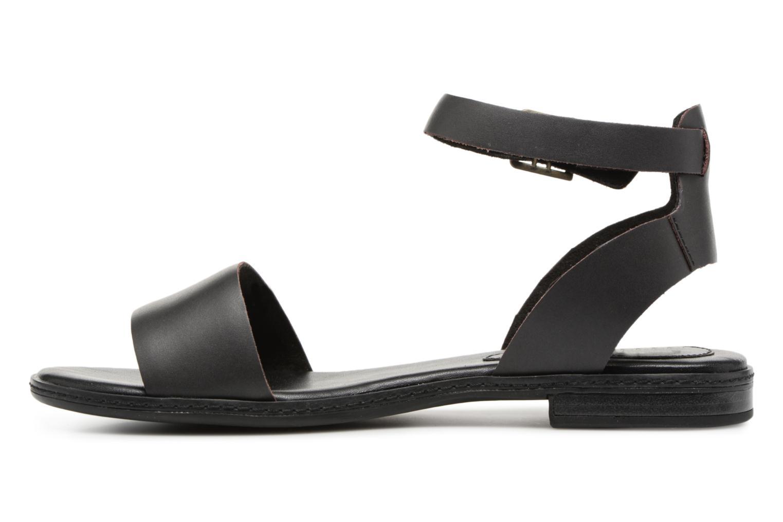 Sandales et nu-pieds Timberland Cherrybrook Sandal Noir vue face